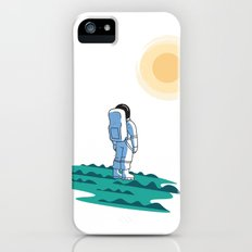 Space Man Slim Case iPhone (5, 5s)