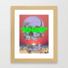 Killing Spree Framed Art Print