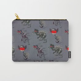 Chupacabra Chow Carry-All Pouch