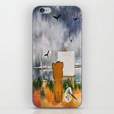 Inspiration in progress iPhone & iPod Skin