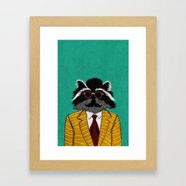 Portrait of A Gentlcoon Framed Art Print