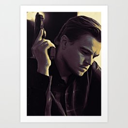 Someone from a half remembered dream Art Print