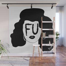 FU Wall Mural