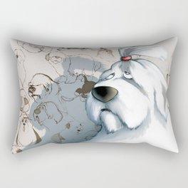 OES Rectangular Pillow