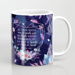 Shatter Me Coffee Mug