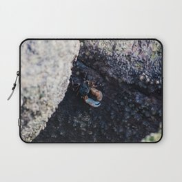 Between the Tides (Point Lobos) Laptop Sleeve
