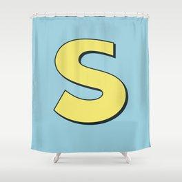 Super López Shower Curtain