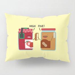 PB & J - High Five Pillow Sham
