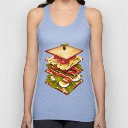 Sandwich Unisex Tank Top