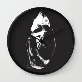 Cadaveric heart Wall Clock