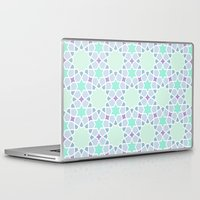 arabic Laptop & iPad Skins featuring Arabic pattern by tuditees