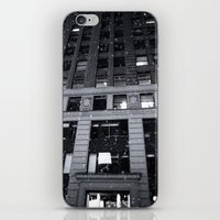 theatre iPhone & iPod Skins featuring Paramount Theatre by Benjamin Hunter