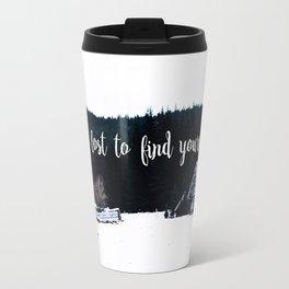 Find yourself Travel Mug