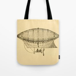 Airship Tote Bag