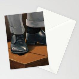 O Captain, my Captain Stationery Cards