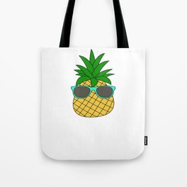 Pineapple Fruit Aloha ananas Beaches Hawaii Surf T Shirt new Tote Bag