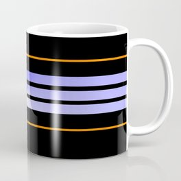 Team Colors 5 ,,,Blue,orange Coffee Mug