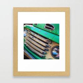 Mint Ford Framed Art Print