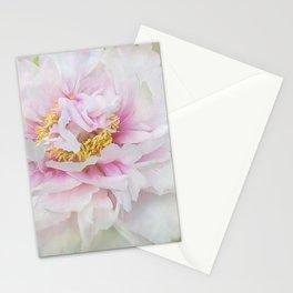 peony love N°3 Stationery Cards
