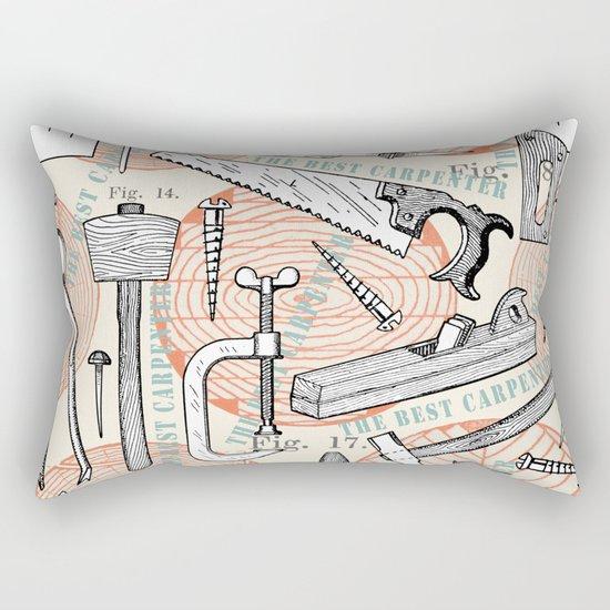 THE BEST CARPENTER Rectangular Pillow