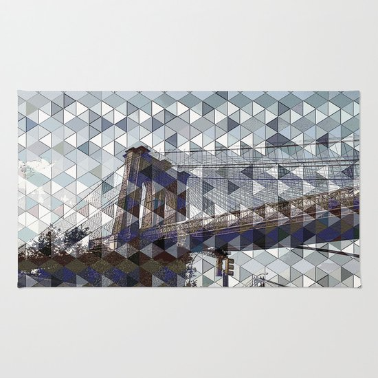 bridge of dreams Rug