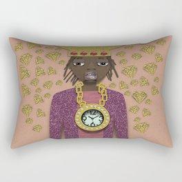 flav! Rectangular Pillow