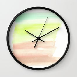 Limey Greeny Wall Clock
