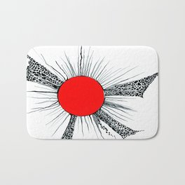 peace for all Bath Mat