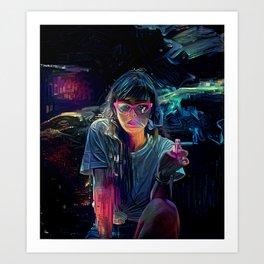 Pop 19 Art Print