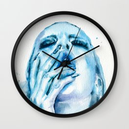 My love is dying inside me Wall Clock