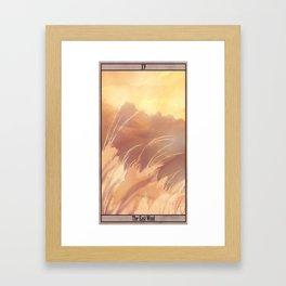 East Wind Framed Art Print