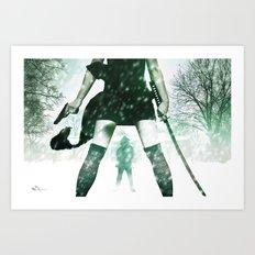 Nemesis Art Print