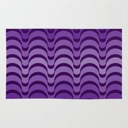Violet Dips Rug
