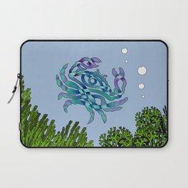 Crab Knot Laptop Sleeve