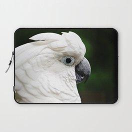 Umbrella Cockatoo Laptop Sleeve
