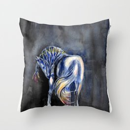 Shadow Dancer Throw Pillow