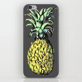 fresh fruit xl iPhone Skin