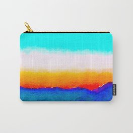 Rainbow Ribbons of Transformation Carry-All Pouch