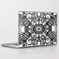 running Laptop & iPad Skins featuring Running by GBret
