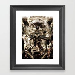The Mirror of Life Framed Art Print