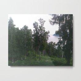 Baikal Metal Print