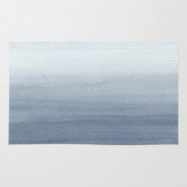 Ocean Watercolor Painting No.2 Rug