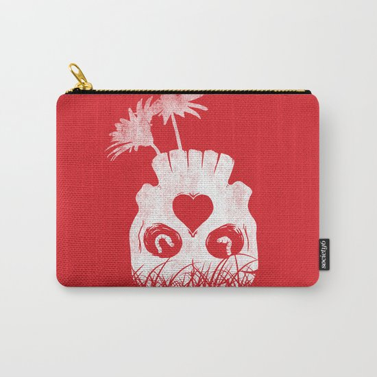 Love is where you find it Carry-All Pouch