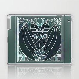 Bat from Transylvania Laptop & iPad Skin