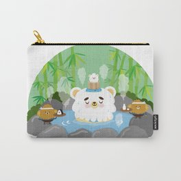 ollaお湯 Carry-All Pouch