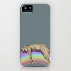 Nap (Sloth & Rainbow 2) iPhone (5, 5s) Slim Case