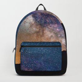 Mountain Galaxy (Color) Backpack
