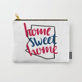 Home Sweet Home-U of Arizona Carry-All Pouch