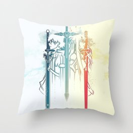 Sao Throw Pillow