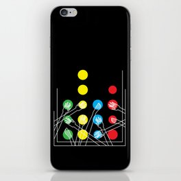 Twister iPhone Skin